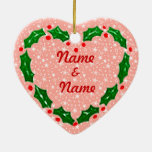 Personalize It Christmas Tree Ornaments