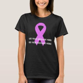 Personalize it, Pink Ribbon T-Shirt