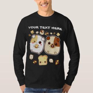 Personalize Kawaii guinea pigs T-Shirt