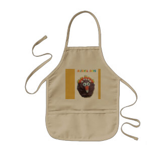 Personalize Kid's Apron