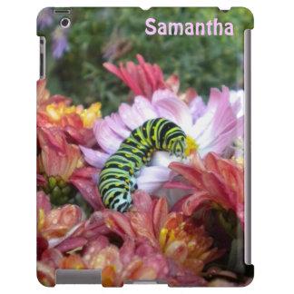 *Personalize* lindo del caso del iPad de Caterpill Funda Para iPad