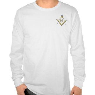 Personalize Masonic & Shriners Emblem Tees