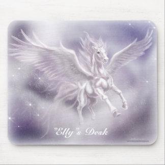 Personalize Me Pegasus Mouse Pad
