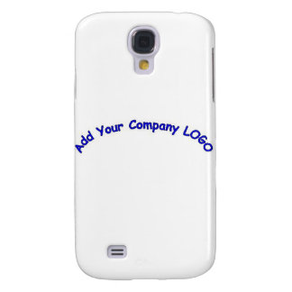 PERSONALIZE me with your CUSTOMER COMPANY LOGO!! Galaxy S4 Cover