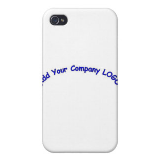 PERSONALIZE me with your CUSTOMER COMPANY LOGO!! iPhone 4 Case