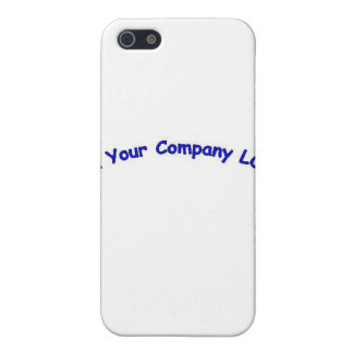 PERSONALIZE me with your CUSTOMER COMPANY LOGO!! iPhone SE/5/5s Cover