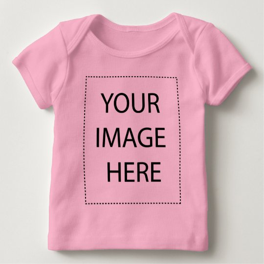 Personalize me with YOUR Logo! Baby T-Shirt