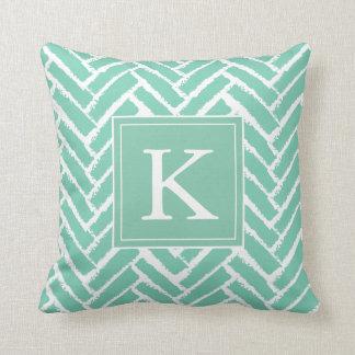 Monogram Pillows - Decorative & Throw Pillows Zazzle