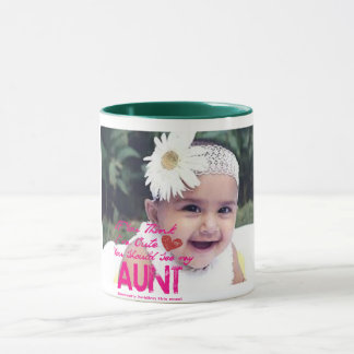 personalize mug w/ cute baby picture adorable