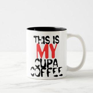 Personalize Name MY Cupa Coffee Mug