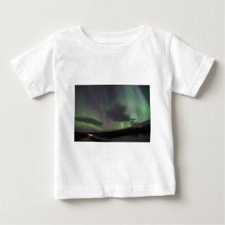Personalize Northern-Lights Aurora Borealis Sky Shirt