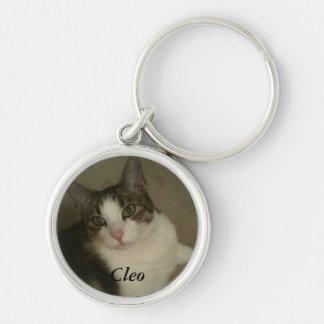 Personalize Pet Photo Keychain