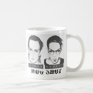 Personalize Photo Mug Shot Coffee Mug