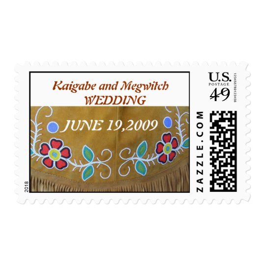 Personalize Postage For YOUR WEDDING - Customized