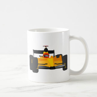Personalize Race Car Birthday Party Gifts Coffee Mug