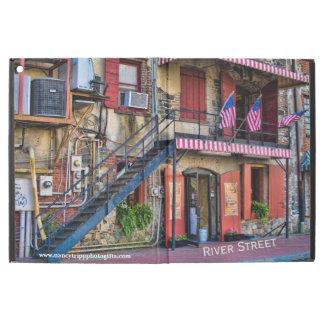 "Personalize:  River Street, Savannah Georgia iPad Pro 12.9"" Case"