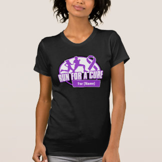 Personalize Run For a Cure - Leiomyosarcoma T Shirt