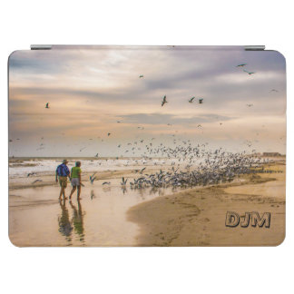 Personalize:  Scenic Florida Beach Photography iPad Air Cover