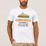 Personalize Sub Sandwiches T-Shirt