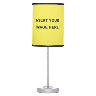 Personalize Table Lamp