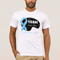 Personalize Team Name - Prostate Cancer T-Shirt
