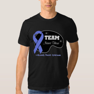 Personalize Team Name - Stomach Cancer T-shirt