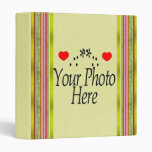 PERSONALIZE THIS CHRISTMAS BINDER