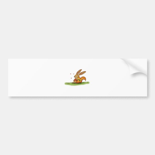Personalize with Name - Valentine's Day Gift Bumper Sticker