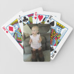 Personalize Your Bicycle Playing Cards