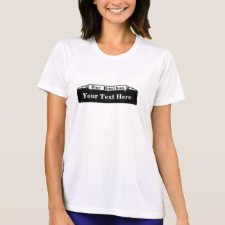 (Personalize) Your Bourbon Street Sign-Mardi Gras Shirt