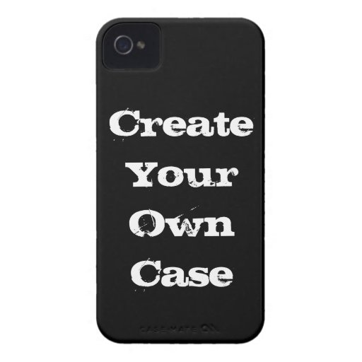 Personalize Your Case-Mate iPhone 4 Cases