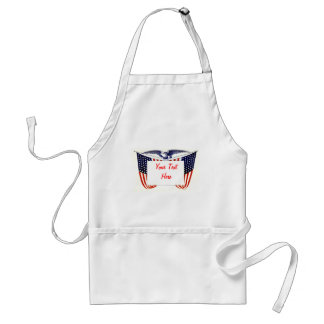 Personalize your Flag Product Adult Apron