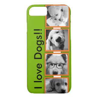 Personalize your love for Animals!!!! iPhone 8/7 Case
