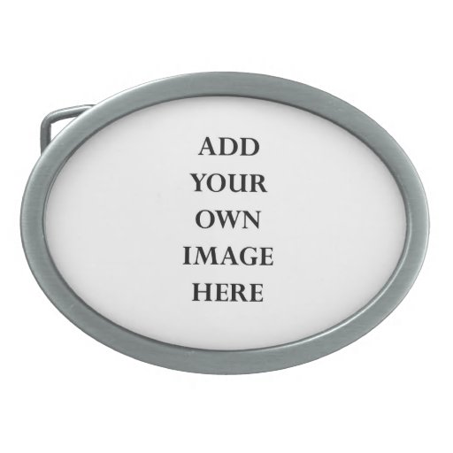 personalize your oval belt buckle