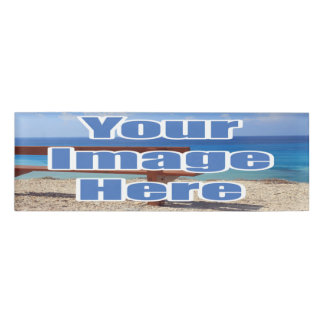 Personalize Your Own Custom Name Tag