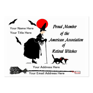 Personalize your own humorous calling card