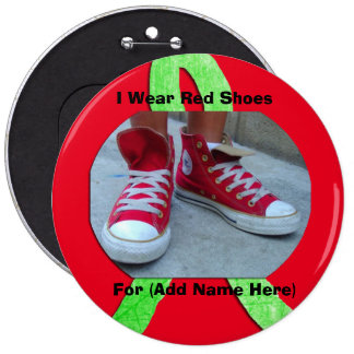 Personalize your Red Shoe Day Button