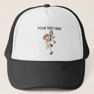 Personalize Yourself Men's Tennis Cap/Hat Trucker Hat