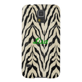 Personalize Zebra Stripes Galaxy Nexus iPhone Case