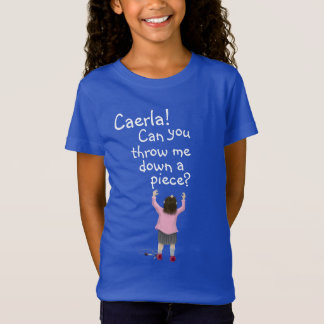 Personalizeable. Scottish 'jeely piece' kid T-Shirt
