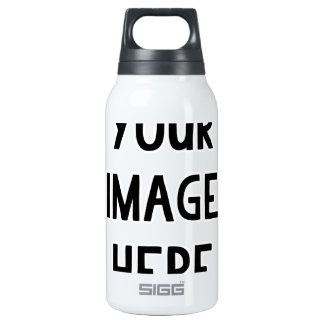 Personalized 10 Oz Insulated SIGG Thermos Water Bottle