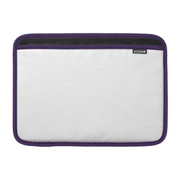 Beach Themed Personalized 11in Macbook Air Sleeve