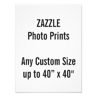 "Personalized 12"" x 16"" Photo Print, or custom size"