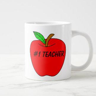 Personalized #1 Teacher Mug