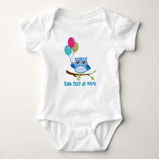 personalized 1st birthday baby bodysuit