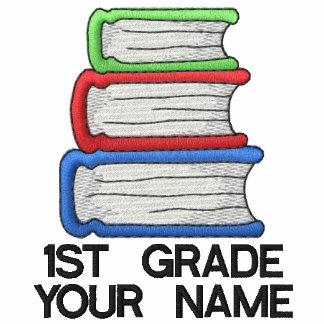 Personalized 1st Grade Teacher Hoodie