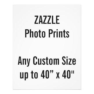 "Personalized 24"" x 30"" Photo Print, or custom size"