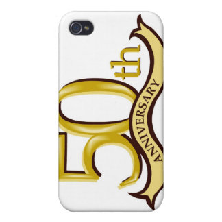 Personalized 50th Anniversary Gift iPhone 4/4S Case