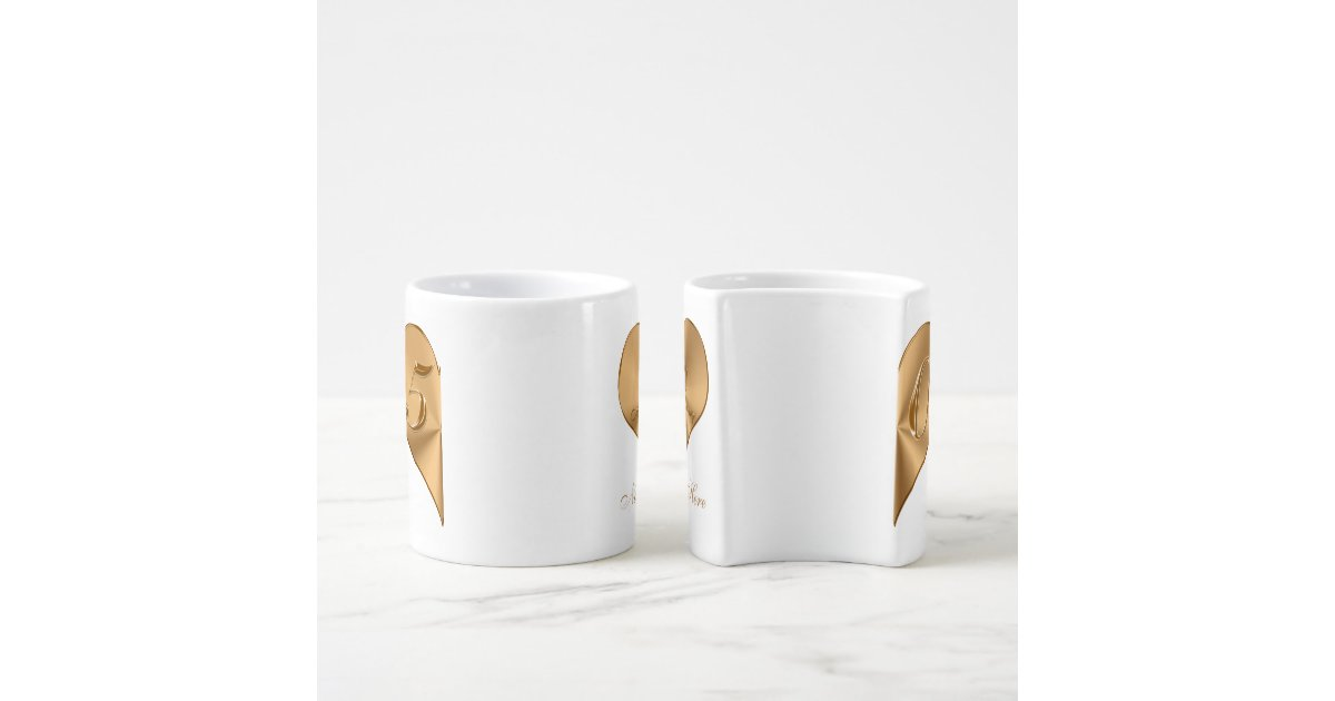 Personalized Coffee Mugs Wedding Gift : Personalized 50th Wedding Anniversary Gifts MUGS Couples Coffee Mug ...