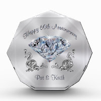 Personalized 60th Wedding Anniversary Gift Ideas